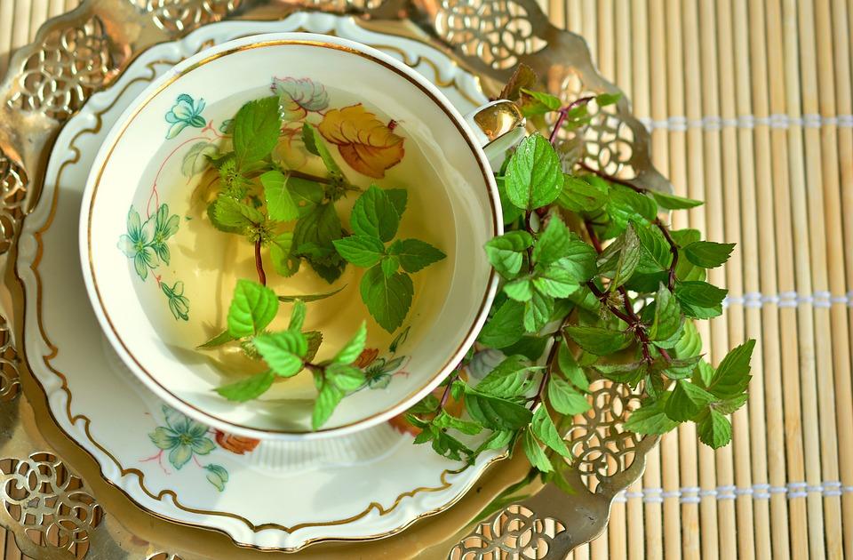 Blagodejni učinki metinega čaja 2
