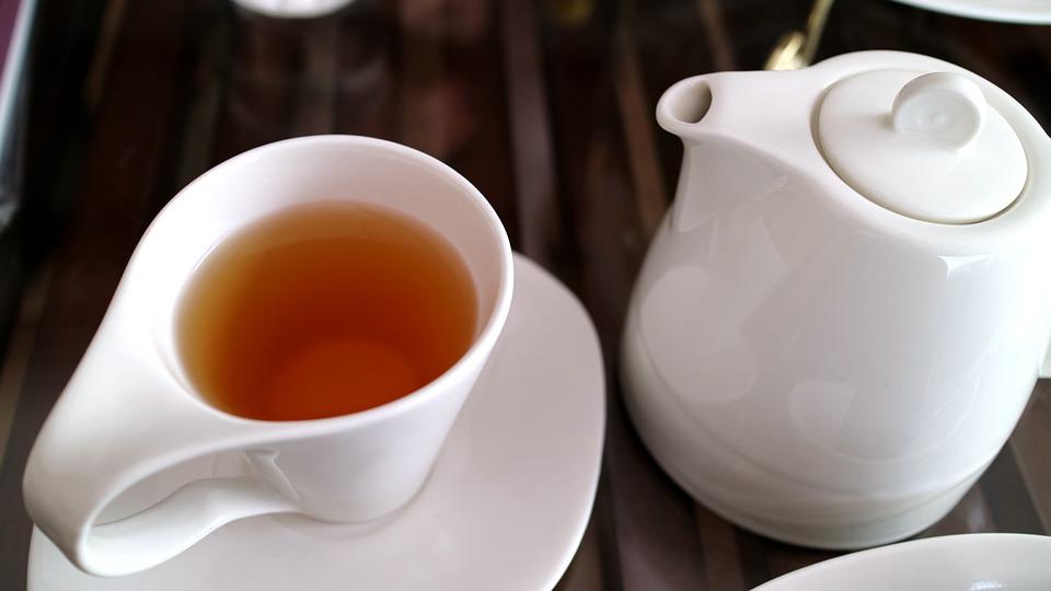 Plešec - priprava čaja kot poparka 2