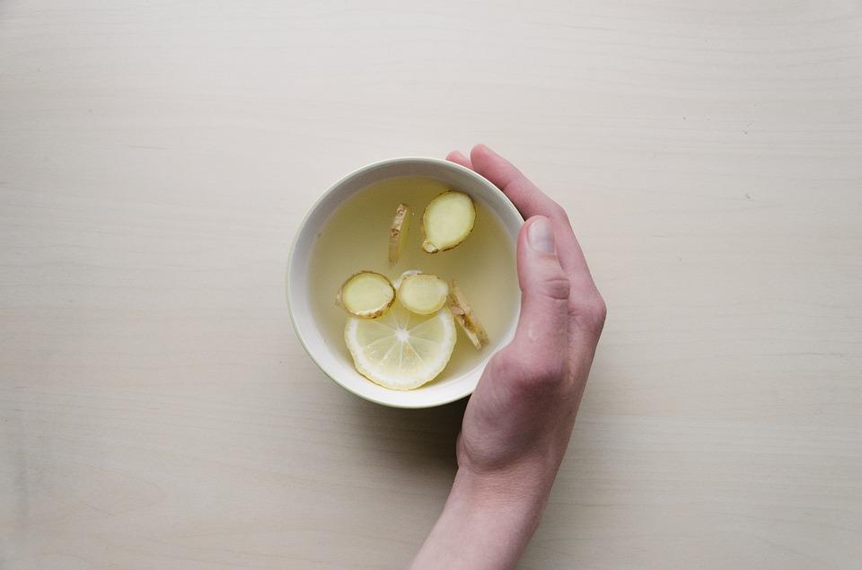 Ingverjev čaj 2