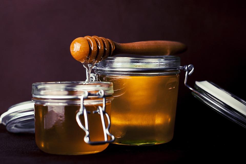 Med - zlato darilo čebel 8