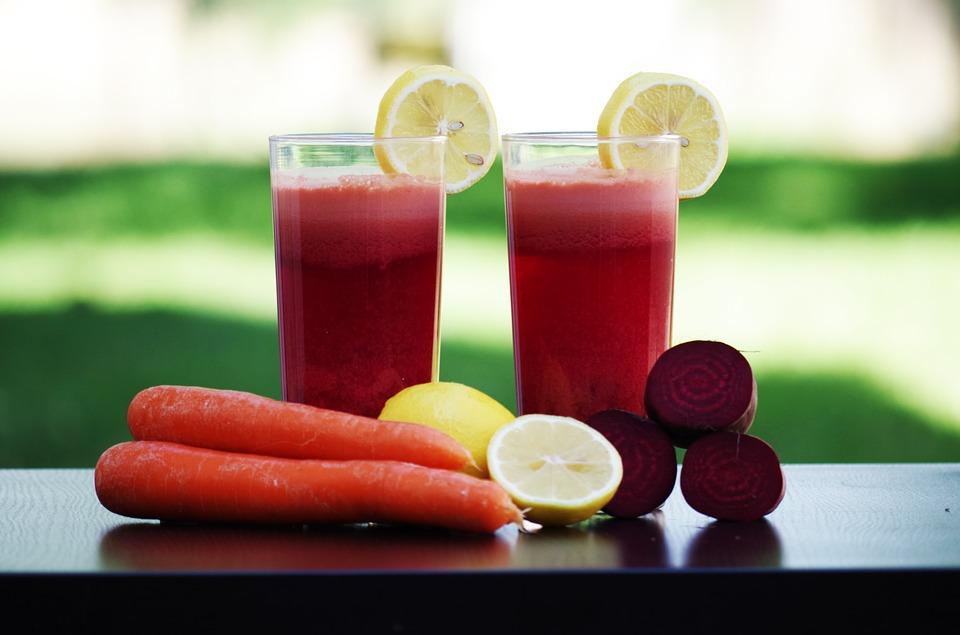 Rdeč napitek zdravja 1