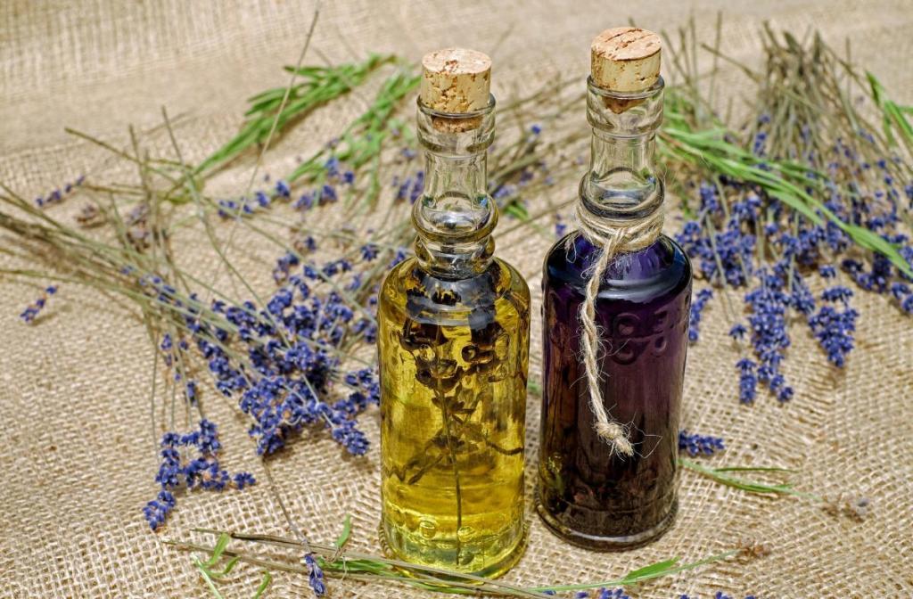 Sivkino olje za gladko kožo 1