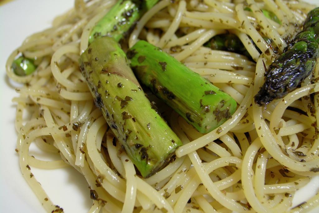 Recepti za okusne jedi z beluši (šparglji) 3