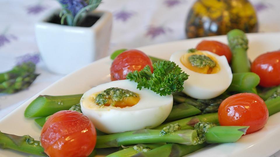 Recepti za okusne jedi z beluši (šparglji) 2