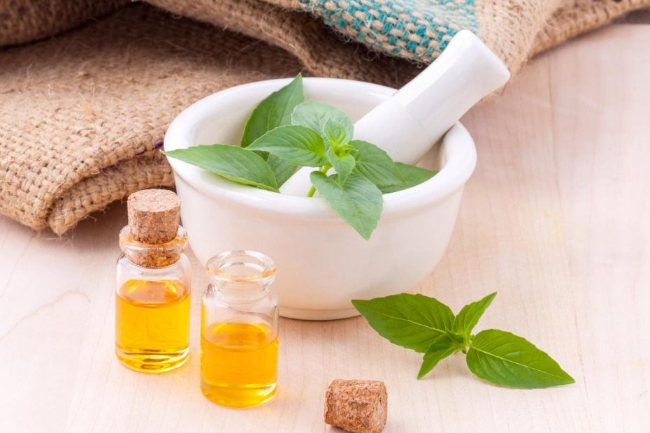 Sami si naredite zdravilne zeliščne pripravke